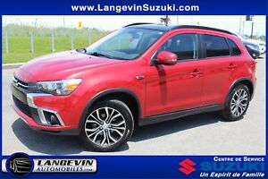 2018 Mitsubishi RVR LIMITED/CUIR/TOIT PANORAMIQUE