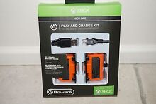 xbox one play and charge kit with two battery packs Collingwood Park Ipswich City Preview