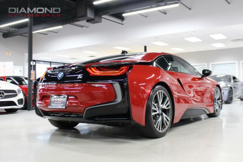 Image 5 Voiture American used BMW i8 2017