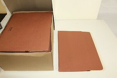 Globe-weis Redrope File Pocket 1-34 Inch Expansion Letter Size Brown Box Of 25
