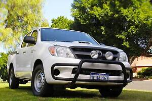 2007 Toyota Hilux SR Manual MY07 Dual Cab 3.0L Turbo Diesel Carlisle Victoria Park Area Preview