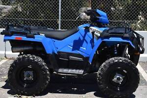 POLARIS FARMHAND 450 HD ATV -PHONE FOR PRICING Aldinga Beach Morphett Vale Area Preview