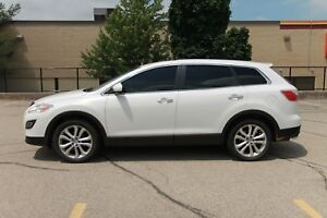 2012 Mazda CX-9 GT NAVI | AWD | 7 Passenger | Leather