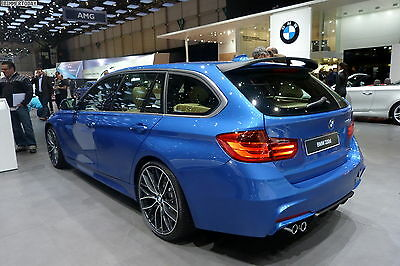 bmw f31 touring heckspoiler frontspoiler lippe. Black Bedroom Furniture Sets. Home Design Ideas