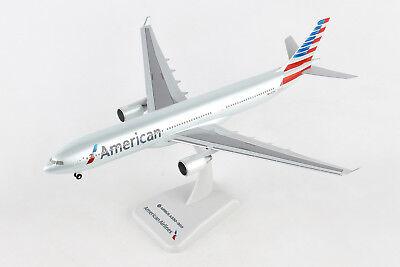 Hogan Wings American Airbus A330-300 HG10994G 1/200 Reg N278AY w/Gear