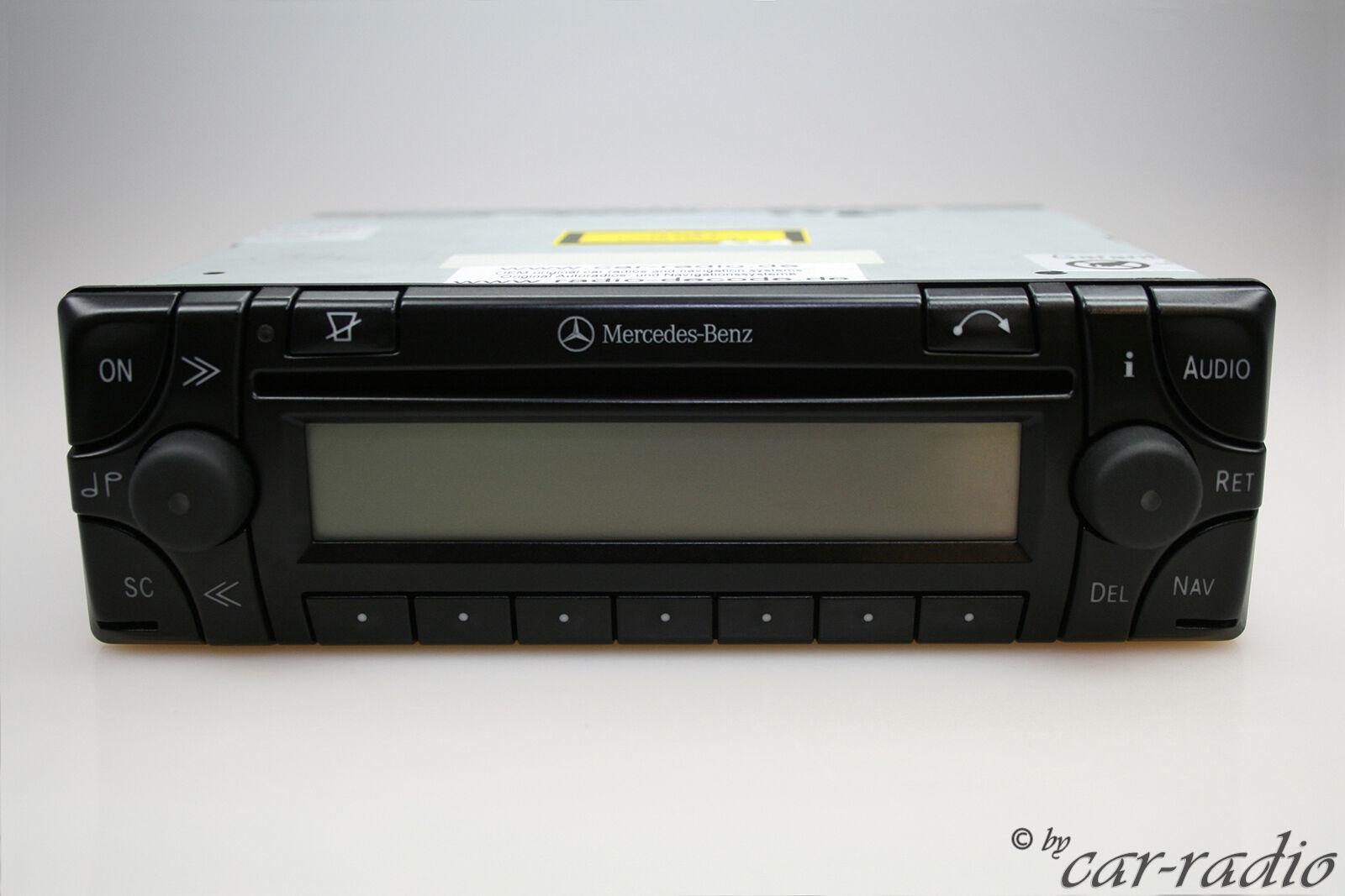 original mercedes navigationssystem audio 30 aps be4716. Black Bedroom Furniture Sets. Home Design Ideas