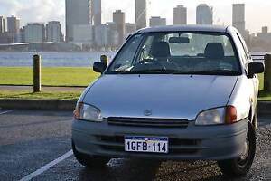 1997 Toyota Starlet Hatchback South Perth South Perth Area Preview