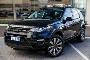 2017 Land Rover Discovery Sport L550 17MY HSE Luxury Black 9 Speed Sports Automatic Wagon Osborne Park Stirling Area Preview