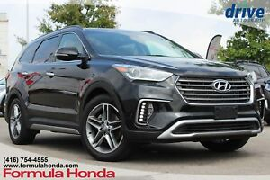 2017 Hyundai Santa Fe XL Limited Navigation|Rearview Camera|L...
