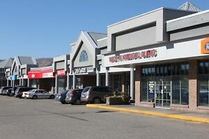 Retail space for lease - #115 Fruit Union Plaza