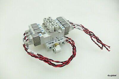 SMC Used VT301-025G-B SOLENOID VALVE Cable Cut VLV-I-402
