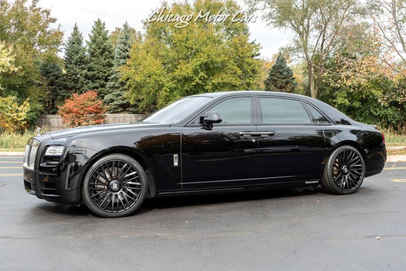 Image 1 Coche Americano usado Rolls-Royce Ghost 2013