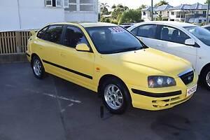 2004 Hyundai Elantra Hatchback Frenchville Rockhampton City Preview