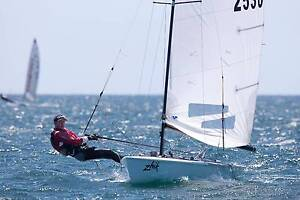 SAILING - International Contender Dinghy Perth Perth City Area Preview