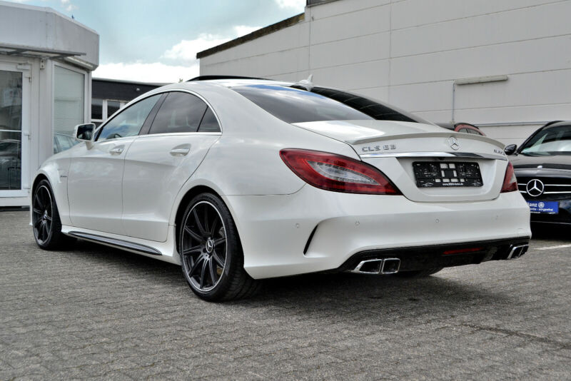 Mercedes-Benz CLS 63 AMG 4-Matic