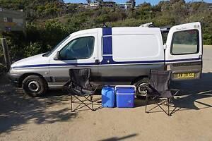 2003 Citroen Berlingo Camper Van Sydney City Inner Sydney Preview