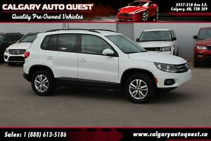 2015 Volkswagen Tiguan 4MOTION AWD / H.SEATS / / EASY FINANCING