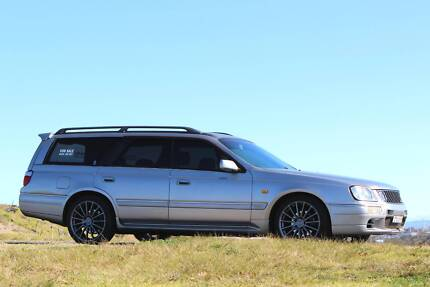 1999 Nissan Stagea Wagon - RS Four Terrey Hills Warringah Area Preview