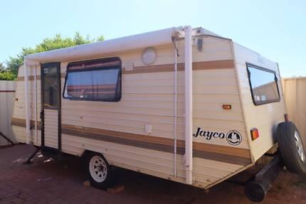 Jayco Caravan Pop-top