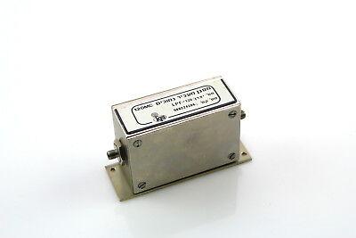Low Pass Filter Lpf-120