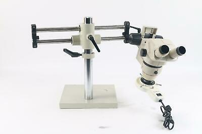 Olympus Sz40 Microscope W Olympus Microscope Lens Sciencescope Lamp Source