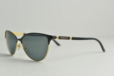 27a06456ff0 Versace MOD.2148 1002 87 57-14 140 3 black gold women s sunglasses
