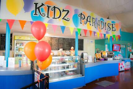 Fantastic Indoor Play Centre and Cafe For Sale