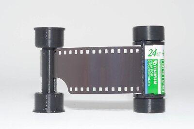 Format Camera Adapter - 35mm to 120 film adapter - to use 35mm film in medium format cameras -Hasselblad