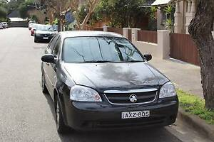 2006 Holden Viva Sedan Australia for Sale Ashfield Ashfield Area Preview