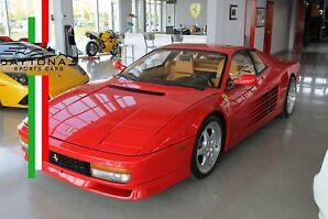 1990 Ferrari Testarossa -