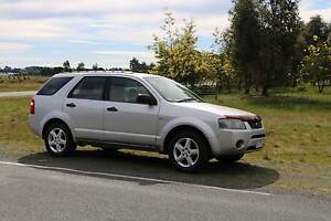 2004 Ford Territory TX Auto AWD Low KMs Ballarat Central Ballarat City Preview