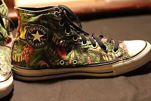 Limited Edition Zombie Converse