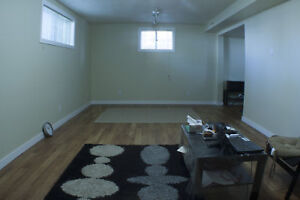 SPACIOUS 1 BEDROOM BSMT SUITE, 1 MONTH FREE WITH 6 MONTH LEASE