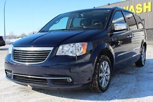 2015 Chrysler Town & Country Touring-L LEATHER DVD