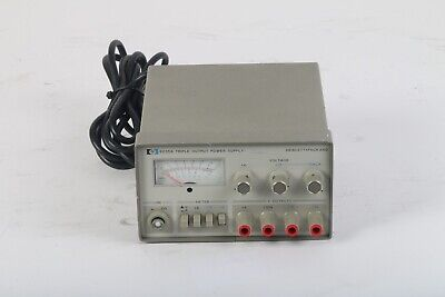 Hp Agilent 6235a Triple Output Power Supply Analog Display