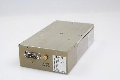 Datum Lpro Rubidium Frequency Standard 10mhz Pn102500-001