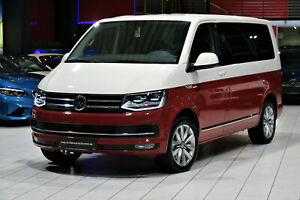 Volkswagen T6 Multivan Generation*BI-COLOR*LEDER*LED*1.HAND