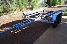 2000kg Tandem Axle Boat Trailer with brakes. Suit up to 6m. boat. Erskine Mandurah Area Preview