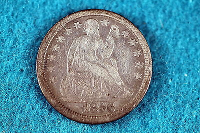 ESTATE FIND 1856 Seated Liberty Dime!! #G0874