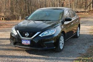 2016 Nissan Sentra 1.8 SV Heated Seats | Bluetooth | CERTIFIED