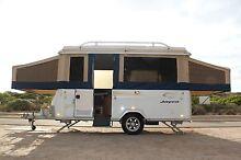 Beautifully kept 2009 Jayco Swan Caravan Sunset Beach Geraldton City Preview