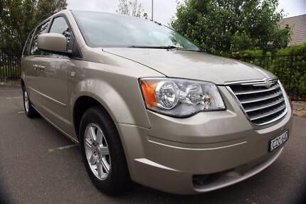 Chrysler Grand Voyager Touring 2008 model auto 8 seater with 3 dv Beaumont Hills The Hills District Preview