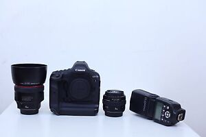 Canon 1DX gears selling Bonnyrigg Fairfield Area Preview