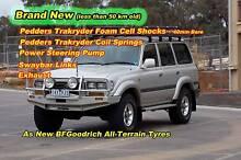 Toyota Landcruiser 80 Series Ultimate Australian Tourer/Camper Maryborough Central Goldfields Preview