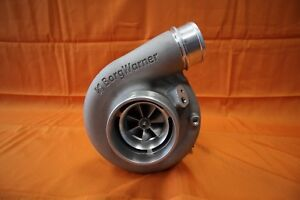 Borg Warner S300SX-E with Twin scroll housing