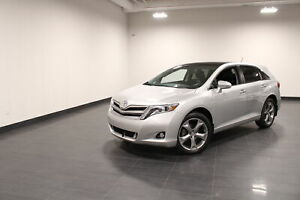 2014 Toyota Venza LIMITED AWD! LOW KMS! MINT!