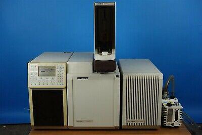 Varian 3800 Gas Chromatograph Saturn Gcms Gc Ms 2000 8200cx Autosampler