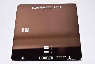 Ultratech Stepper Uts Test Reticle Diagnostic Test Loader G3218