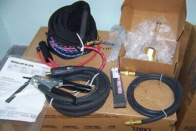 New In Box Miller Weldcraft 301268 Tig Set W-375