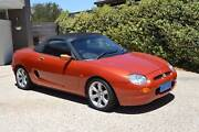1998 M.G. MGF Coupe Currambine Joondalup Area Preview
